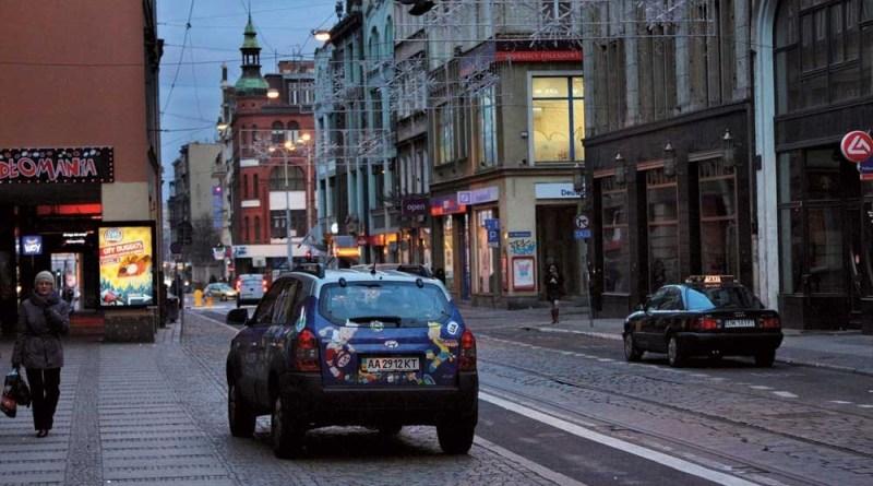 В Польше хотят сделать платным для автомобилистов въезд в центр городов.