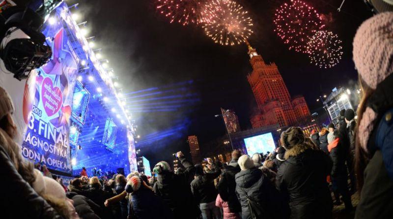 В Польше прошла акция «Большой оркестр праздничной помощи»