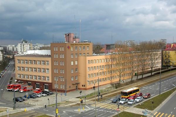 Главная школа Пожарной службы в Варшаве