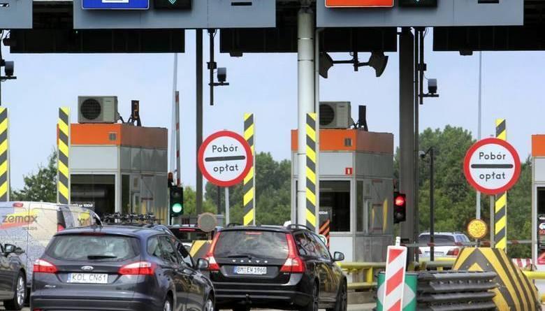 Платные дороги в Польше