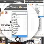 Multilingual websites