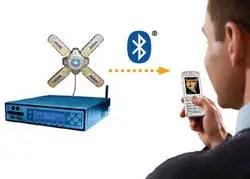 Bluetooth hotspot