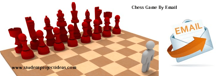 Chess Game By Email