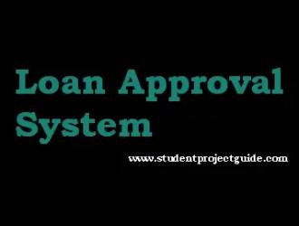 Loan Approval System