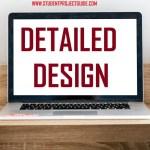 Detailed Design of Trading Portal