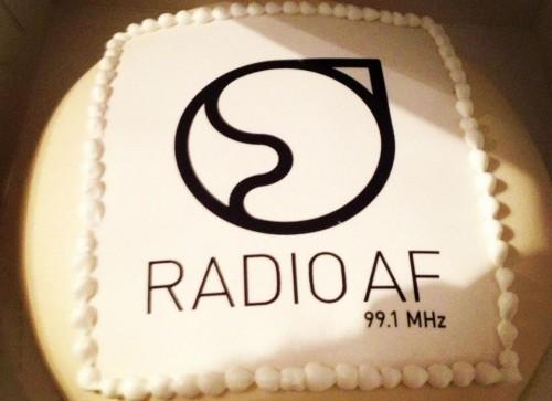 Radio AF firade 30år
