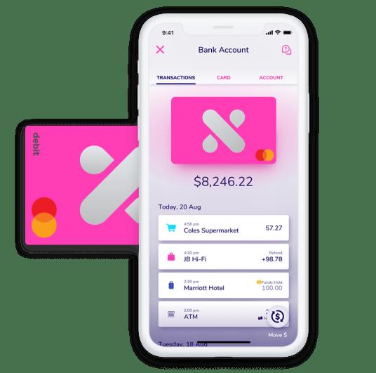 Xinja mobile app