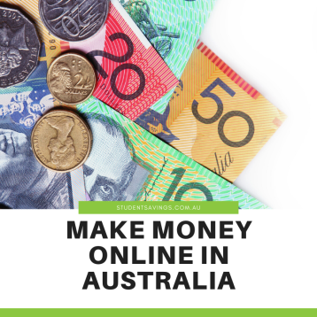 Make money online in Australia