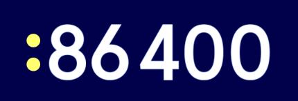 86400 Referral Code