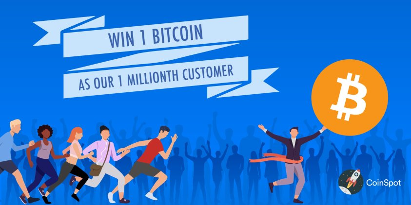 CoinSpot Giveaway