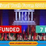 International Youth Forum 2019 in China [Fully Funded]