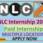 NLC Internship in Pakistan 2019 Online Apply in Pakistan – Paid Internship