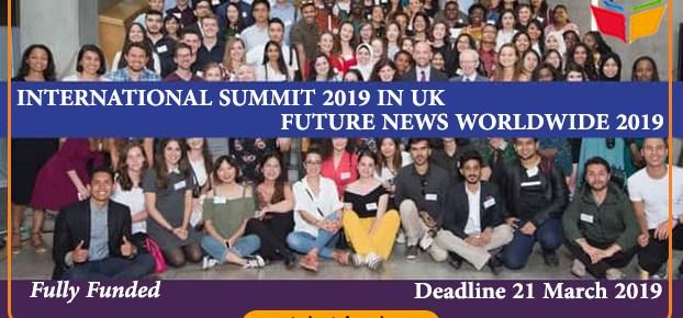 FULLY-FUNDED-INTERNATIONAL-SUMMIT-2019-IN-UK