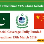 HEC Youth Excellence YES China Scholarship 2019 [Fully Funded]