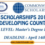 OFID SCHOLARSHIPS 2019/20 FOR DEVELOPING COUNTRIES – FULLY FUNDED