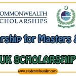 HEC Commonwealth Scholarship 2020