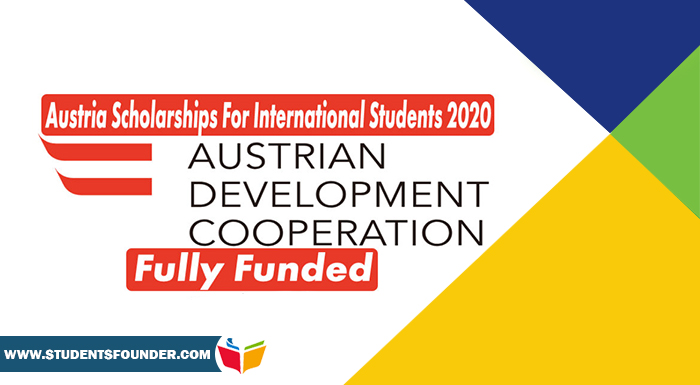 Austria Scholarships for International Students 2020 (Fully Funded)