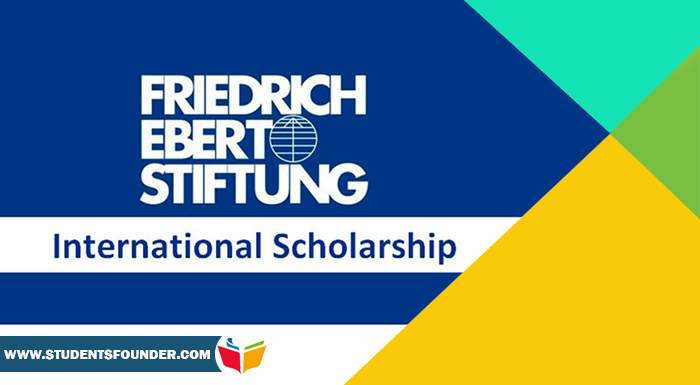 Friedrich Ebert Foundation Scholarship for International Students in Germany 2020