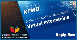 kpmg virtual internship