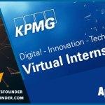kpmg virtual internship