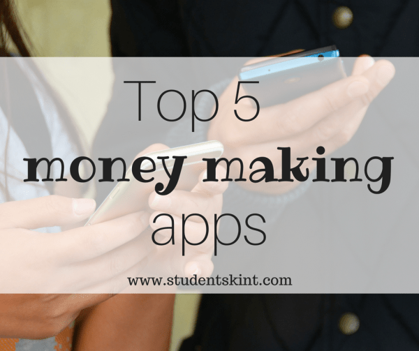 money making apps that actually work