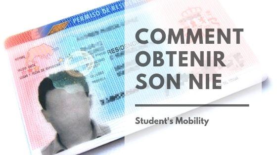 NIE - Número de identificación Extranjero