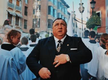 Procession en semaine sainte en Espagne