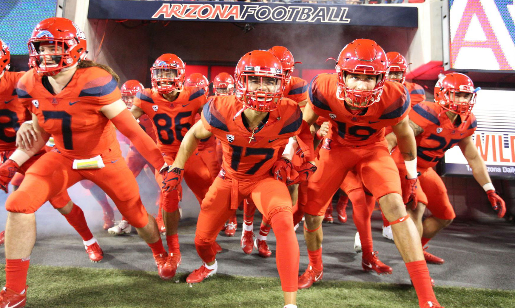 sports physical form 2019 arizona  12 CFB Preview: Arizona Wildcats - Student Union