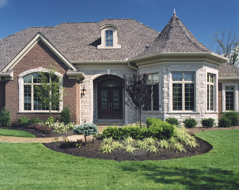 Exterior Photos Of House Plans Drawn By Studer Residential
