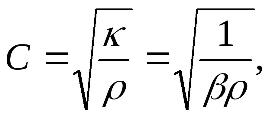 данном скорость звука формула картинки часть этих