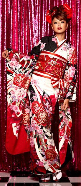 kimono furisode 2