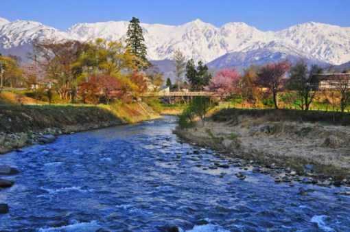 chuubu - Nagano-ken, Hakuba village