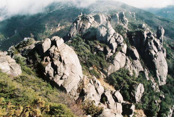 kantou - Saitama, Okuchichibu Mountains