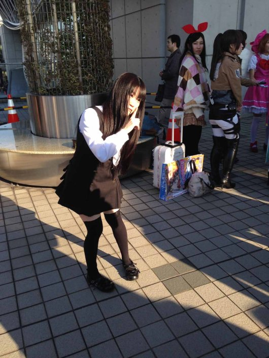Comiket070