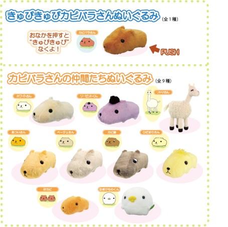 Kapibara-san Capibara goods (21)