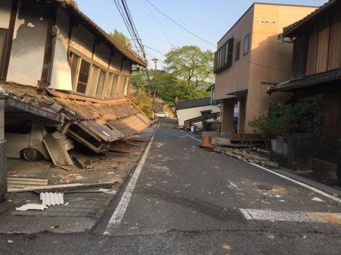 Kumamoto jishin, edifici (2)