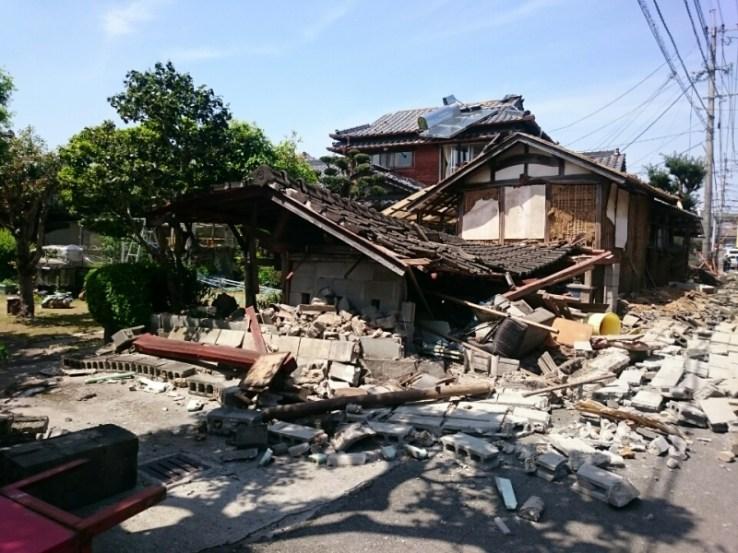 Kumamoto jishin, edifici (5)