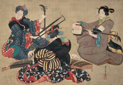 grande artista ombra padre miss hokusai sarusuberi katsushika oui (6)