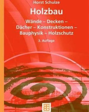 Holzbau 9783519252580