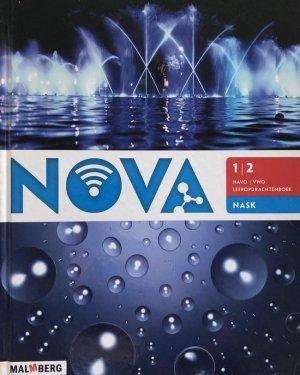 Novan Nask leeropdrachtenboek 1-2 HAVO-VWO