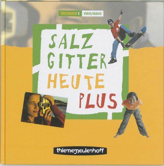 Salzgitter Heute Plus / 1 Vwo/Havo / Deel Textbuch