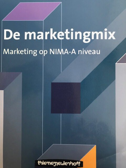De marketingmix Marketing op NIMA-A niveau