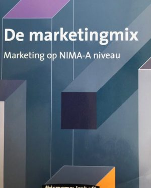 De marketingmix Marketing op NIMA-A niveau