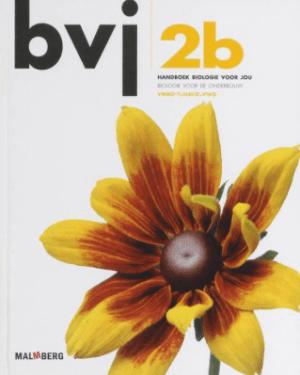 Biologie voor jou 2 b vmbo-t havo vwo handboek