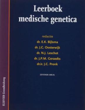 Leerboek medische genetica