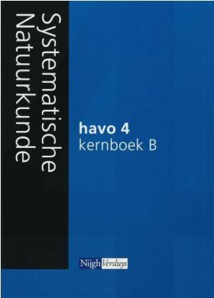 Systematische Natuurkunde 4 Havo 2007 Kernboek B