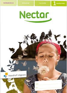 Nectar 5e ed leerjaar 1 online + havo vwo 1 werkboek B
