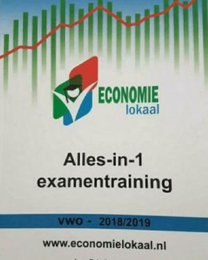Examentrainingsbundel VWO Economie