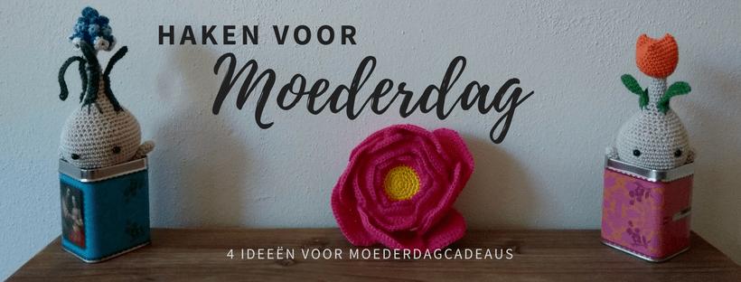 Haken voor moederdag | studiebolletjes.nl