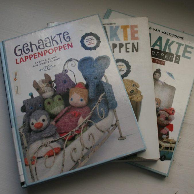 Gehaakte Lappenpoppen alle boeken